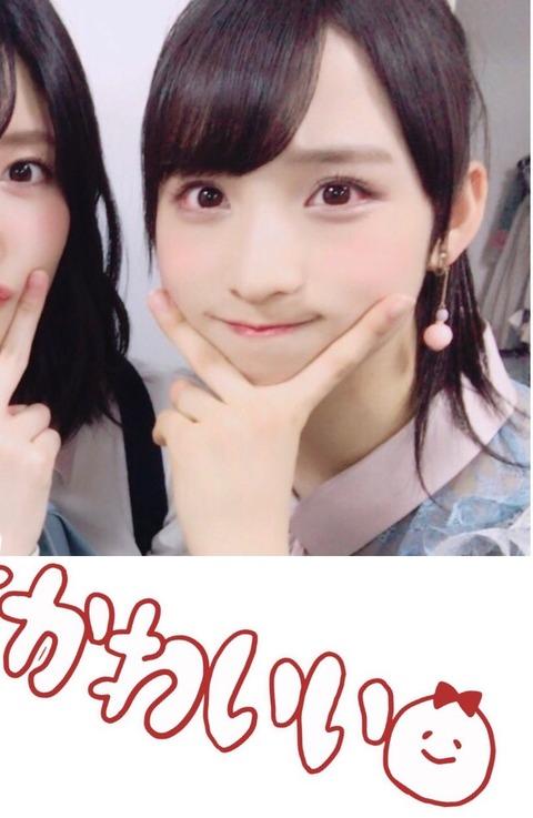 【悲報】ゅぃゅいが可愛すぎて、ワイ失禁・・・【AKB48・小栗有以】
