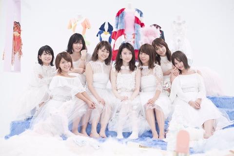 【AKB48】ぱるるさん、同期に囲まれ満面の笑み!!!【島崎遥香】