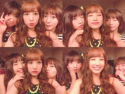 【AKB48】大島涼花卒業後のチームB副キャプテンは誰がいい?
