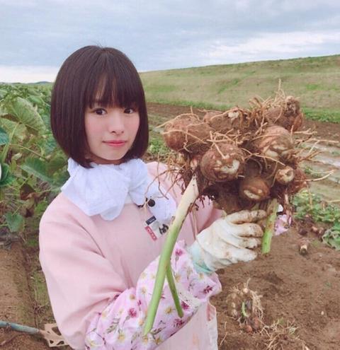 【NGT48】農家のおかっぱちゃんが発見される(*´Д`)ハァハァ【高倉萌香】