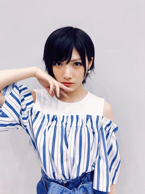 【AKB48】岡田奈々、総選挙1位で岡田一に改名