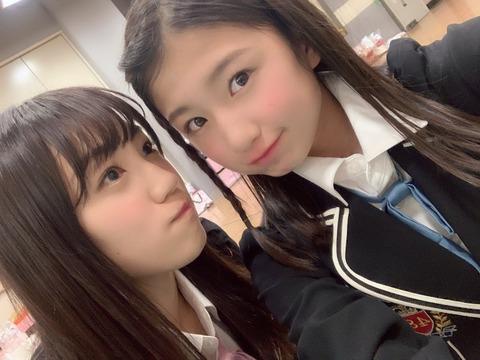 【NMB48】南羽諒ちゃんが可愛いって知ってた?【はあさ】