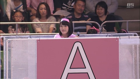 【AKB48大運動会】ジキソーの両親がガッツリ映り込んでるwww【横山由依】