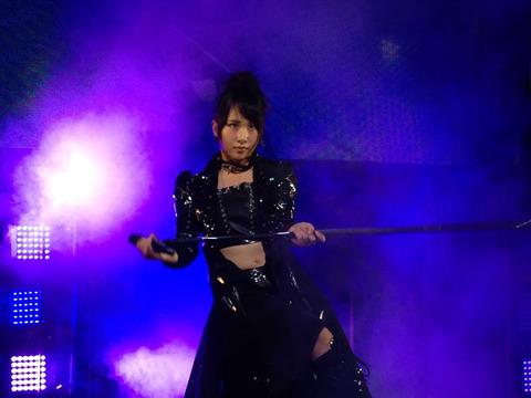 内山奈月「チームBのツアーが成功したのは高橋朱里のおかげ」