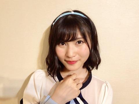 【AKB48】福岡聖菜さん、髪を切ってショートボブに