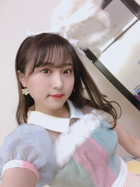【悲報】AKB48坂口渚沙が完全に終わってしまった件