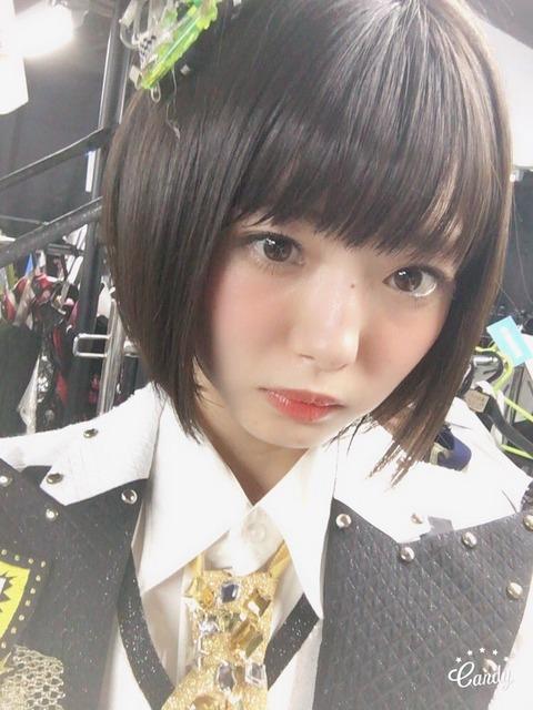 【悲報】NMB48市川美織前作に続きまた選抜落ち