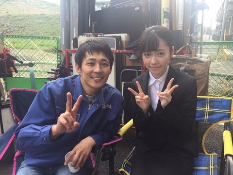 【AKB48】「ゆとりですがなにか」撮影中のぱるるが神対応www【島崎遥香】