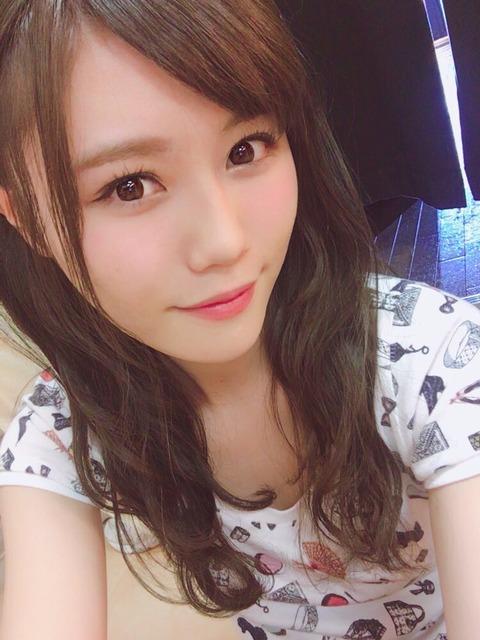 【朗報】こみはるがスーパー美人に!!!【AKB48・込山榛香】