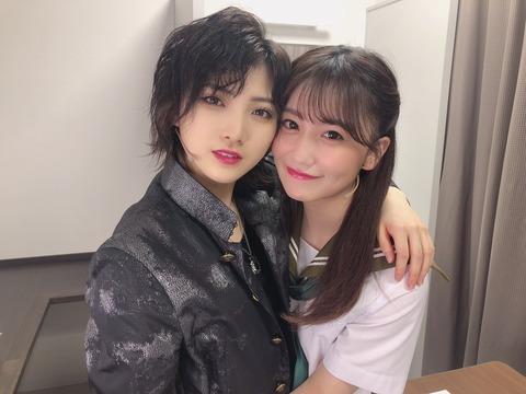 【AKB48】小嶋真子「たぬきは山に帰ります」←自分でネタすると寒いんだが?