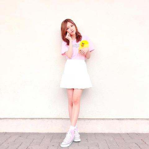 【AKB48】込山榛香がPRODUCE48の影響で韓国ファッションに挑戦