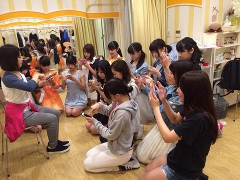 【SKE48】松村香織が怪しげな宗教始めた模様