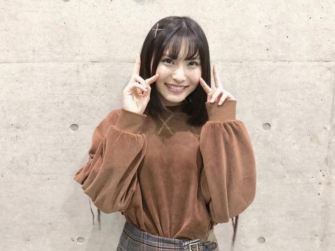 【朗報】AKB48福岡聖菜ちゃんが「漫画アクション」で初ソロ表紙!!!
