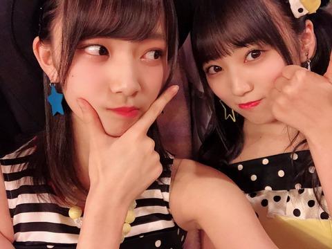 【AKB48】柏木由紀「チームBから奈子にプレゼントがあります」後藤萌咲「