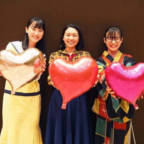 【朗報】松井玲奈さん、一流女優の二階堂ふみを完全に公開処刑してしまう