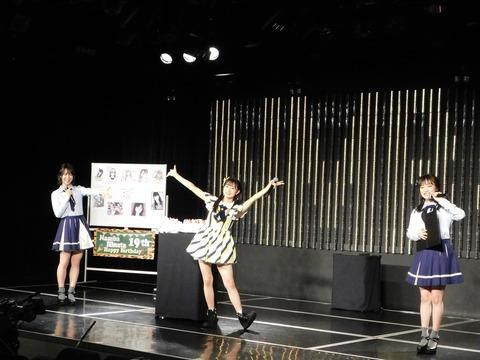 【NMB48】南波陽向&小林莉奈生誕祭まとめ