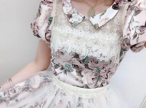 【AKB48】大盛真歩ちゃん(小盛)が自分のお●ぱいだけを撮した写真を投稿www
