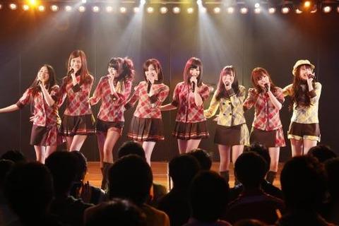 2013年7月12日 AKBグループからオリジナル公演消滅