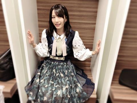 【朗報】ハピネス教の教祖様がまたまた舞台出演決定!【AKB48・佐々木優佳里】