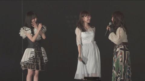【NMB48】さや姉の卒コンを見たけどやっぱり「さや姉、みるきー、たんなな」の3ショットは至高!【山本彩・渡辺美優紀・山田菜々】