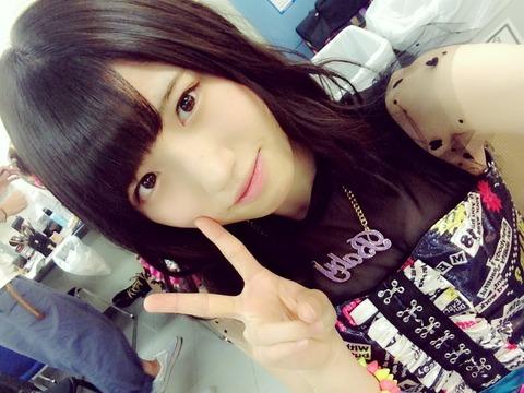 【AKB48】村山彩希って実は顔面偏差値そこそこ高いよな