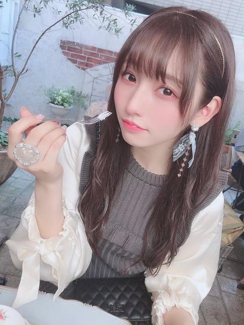 【画像】世界一可愛いタヌキ系美少女をご覧くださいwww【HKT48・栗原紗英】