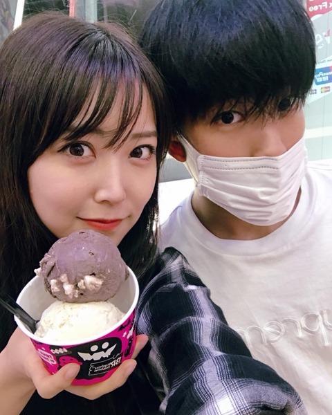【NMB48】白間美瑠がイケメンとツーショットキタ━━━(゚∀゚)━━━!!