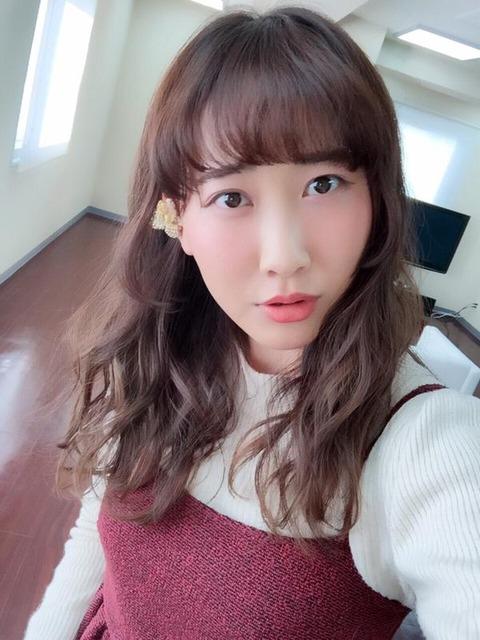仁藤萌乃ってゆきりんに似てるな【AKB48・柏木由紀】