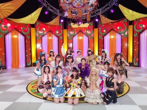 【AKB48G】無能なアイドルにありがちな事