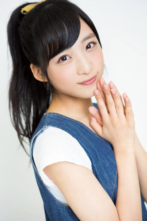 【AKB48】次世代センターは小栗有以と小畑優奈のどちらになるのか?