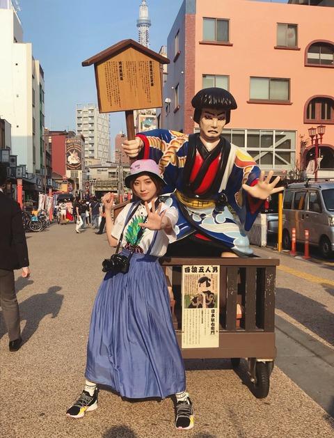 【NMB48】太田夢莉はスカートが似合う女子【ゆーり】