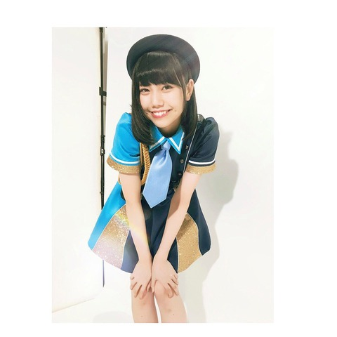 【AKB48】チーム8長久玲奈「逮捕しちゃうぞ~?♡」