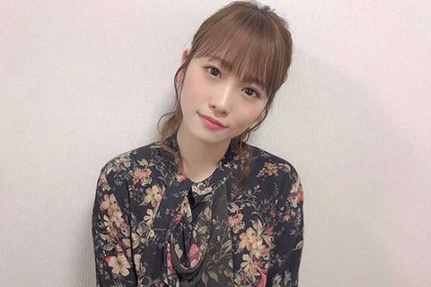 【朗報】川栄李奈さん、来年の大河ドラマ「青天を衝け」に出演、二度目の大河出演