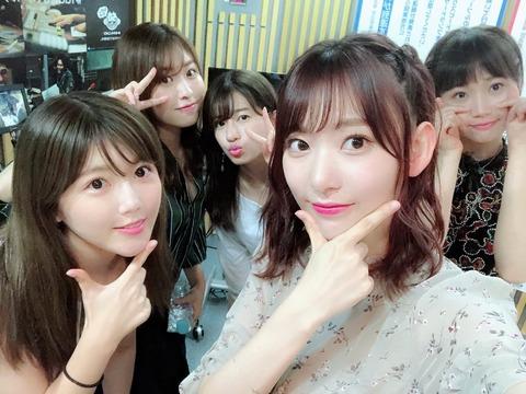 【朗報】PRODUCE48出演者のオールナイトニッポン、SHOWROOM視聴数が7万人超え!