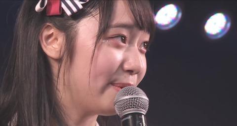 【AKB48】チーム8阿部芽唯が劇場公演にて卒業発表