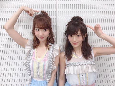 【AKB48G】柏木由紀と山本彩って卒業する気配ないけど来年で総選挙最後なんじゃないか?