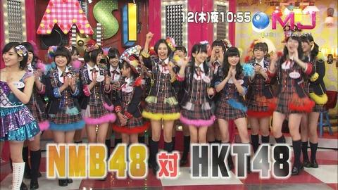 今HKT48で一番可愛いメンバーと言えば?