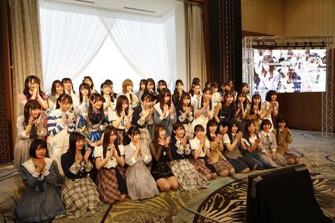 【STU48】新型コロナウィルスの影響で5thシングルの発売が延期される