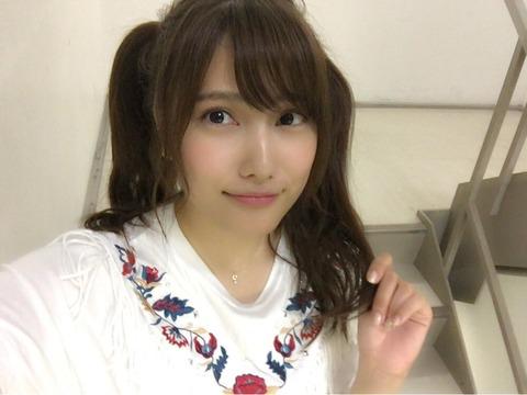 【悲報】AKB48入山杏奈、舞台俳優とのデート現場(?)を目撃される