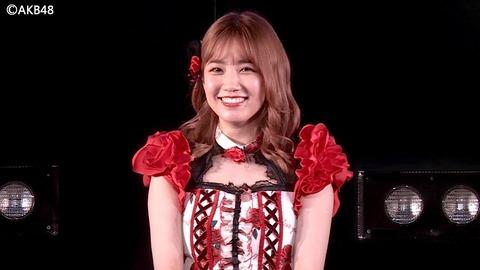 【AKB48】加藤玲奈さん、生誕イベントで卒業発表せず