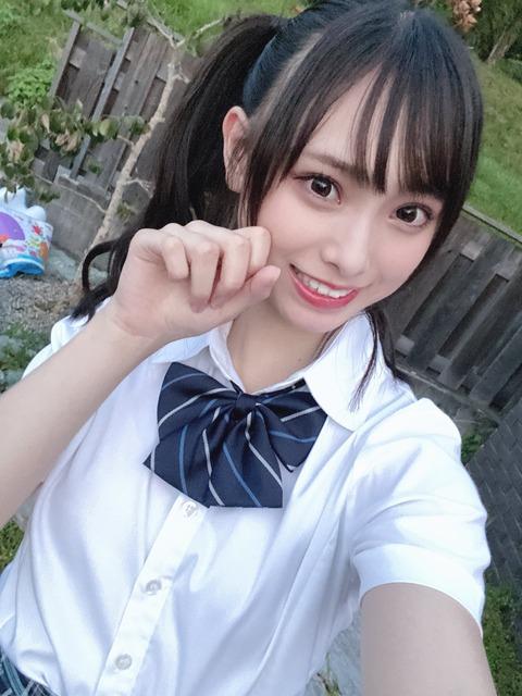 【NMB48】梅山恋和ちゃん「制服好きー?」