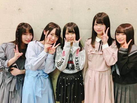 【AKB48】えりい、ドラフト2期で断トツ背が高い【千葉恵里】