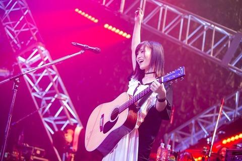 【朗報】NMB48山本彩のAbemaソロライブが5月5日にテレビ朝日で放送決定!