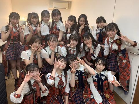 【速報】2020年最新のAKB48フレッシュ選抜集合写真!!!