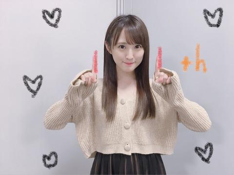 【HKT48】植木南央「6作ぶりに11枚目のシングルに選抜復帰しました!」