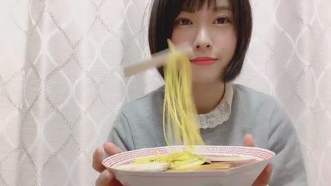 【AKB48】小田えりなが作ったびょんびょんラーメンがなんか凄い【動画】