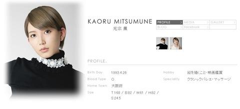 元AKB48光宗薫がフレイヴ(office48)に移籍