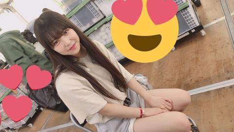 【悲報】みるるん、完全に茶髪・・・【NMB48・白間美瑠】