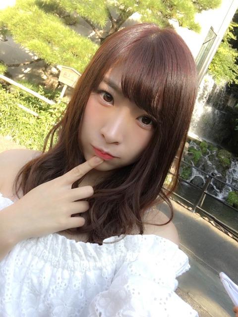【朗報】岩佐美咲さん、不覚にも盛れてしまう【画像あり】
