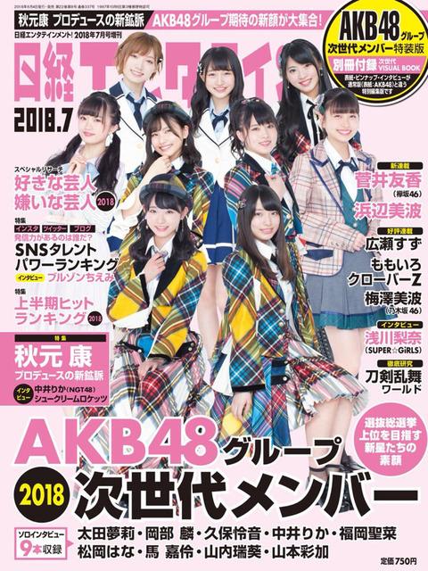 【NMB48】太田夢莉(加入7年目)がまだ次世代ってどういうことだよ?